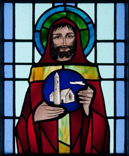 Kilbennan_St._Benin%27s_Church_Window_St