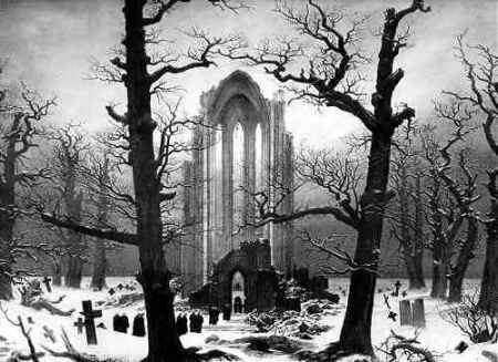 R.I.P. Caspar David Friedrich + 7.May 1840
